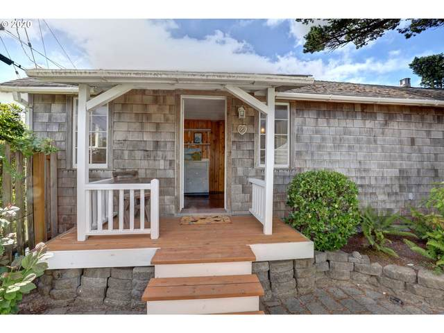 148 N Larch St, Cannon Beach, OR 97110 (MLS #20378519) :: Piece of PDX Team