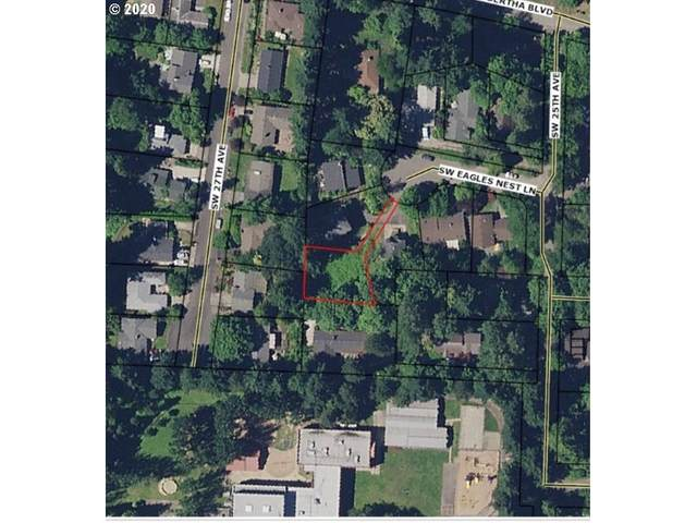 0 SW Eagles Nest Ln, Portland, OR 97239 (MLS #20378785) :: The Liu Group
