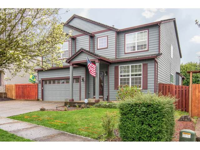 14368 Talawa Dr, Oregon City, OR 97045 (MLS #20378940) :: Fox Real Estate Group