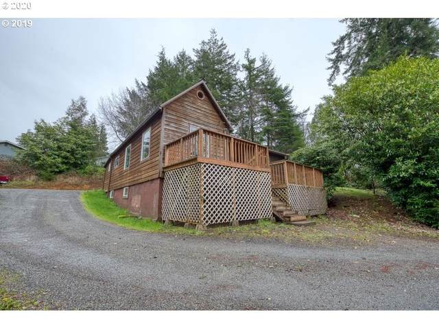 63495 Shinglehouse Rd, Coos Bay, OR 97420 (MLS #20378975) :: Fox Real Estate Group