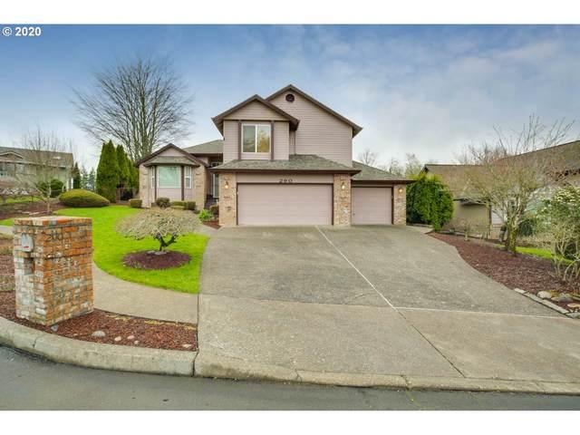 290 NE Greenway Dr, Gresham, OR 97030 (MLS #20379065) :: Matin Real Estate Group