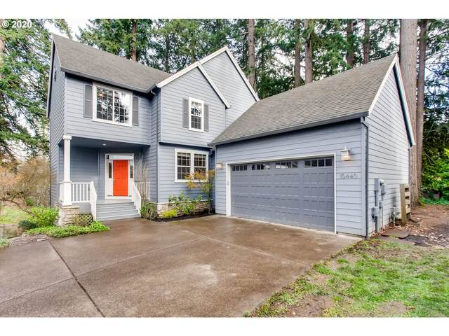 15440 SW Middleton Ct, Beaverton, OR 97007 (MLS #20379097) :: Lucido Global Portland Vancouver