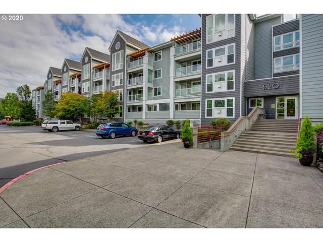 520 SE Columbia River Dr #418, Vancouver, WA 98661 (MLS #20379568) :: Beach Loop Realty