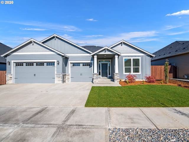 5701 NE 130TH St, Vancouver, WA 98686 (MLS #20379806) :: Townsend Jarvis Group Real Estate
