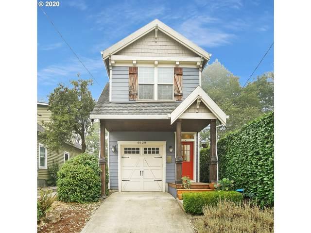 6628 N Kerby Ave, Portland, OR 97217 (MLS #20380176) :: Fox Real Estate Group