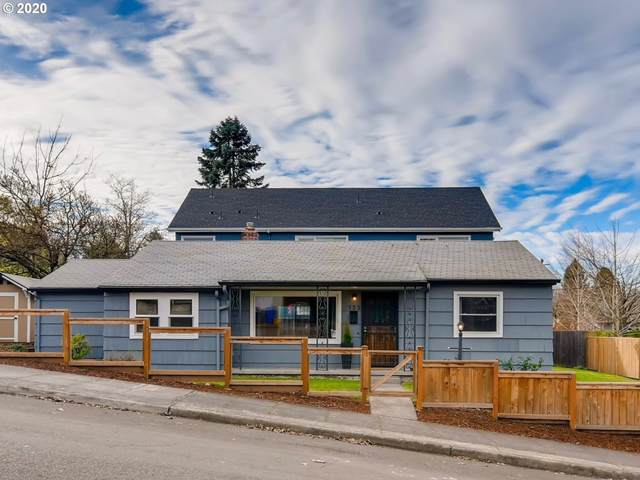 123 NE 56TH Ave, Portland, OR 97213 (MLS #20380243) :: Song Real Estate