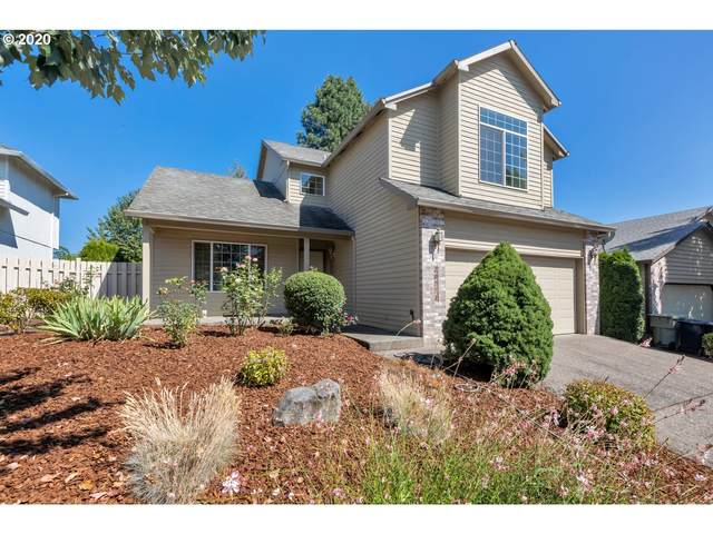 20771 SW Eggert Way, Beaverton, OR 97078 (MLS #20381304) :: Next Home Realty Connection