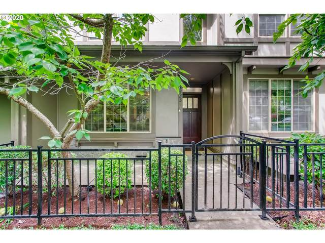 4883 NW Blandy Ter, Portland, OR 97229 (MLS #20381593) :: Fox Real Estate Group