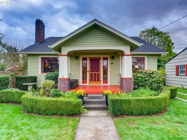 2326 N Baldwin St, Portland, OR 97217 (MLS #20381707) :: McKillion Real Estate Group