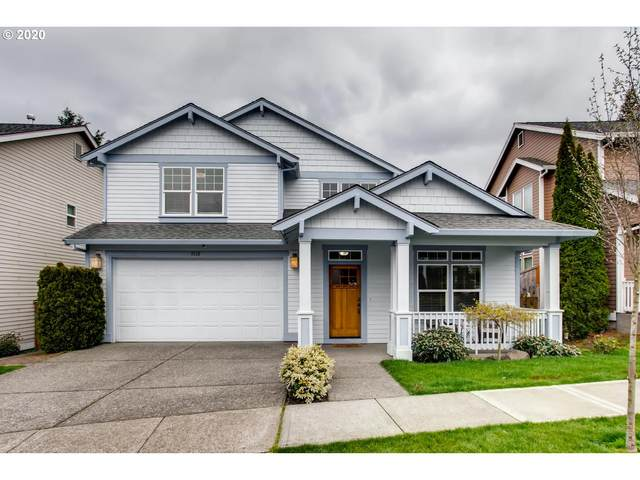 9110 SW Ivory St, Beaverton, OR 97007 (MLS #20382017) :: Lucido Global Portland Vancouver