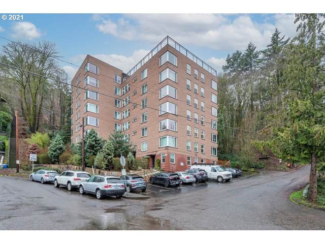 1205 SW Cardinell Dr #405, Portland, OR 97201 (MLS #20383059) :: Change Realty