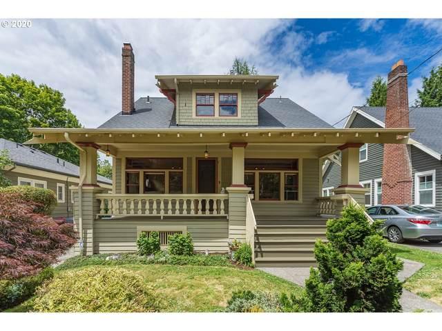 4223 NE Hazelfern Pl, Portland, OR 97213 (MLS #20383685) :: Holdhusen Real Estate Group