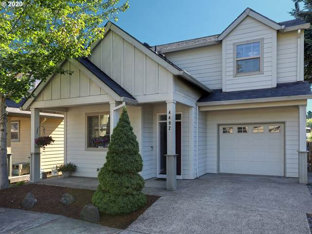 4492 SW Shem Ter, Beaverton, OR 97078 (MLS #20384041) :: McKillion Real Estate Group