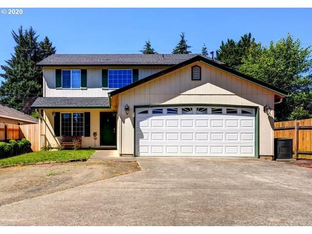 13412 NE 38TH Cir, Vancouver, WA 98682 (MLS #20384109) :: Change Realty