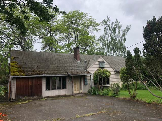 910 Linn Ave, Oregon City, OR 97045 (MLS #20384212) :: McKillion Real Estate Group