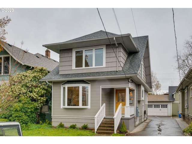 3849 SE Taylor St, Portland, OR 97214 (MLS #20384407) :: McKillion Real Estate Group