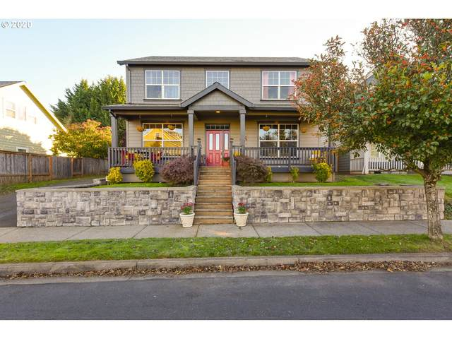 20094 Mossy Meadows Ave, Oregon City, OR 97045 (MLS #20384842) :: Brantley Christianson Real Estate