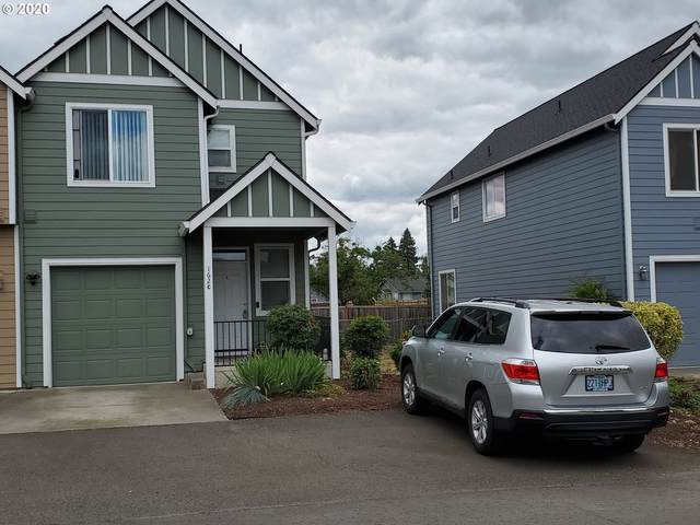 162 Fenton Ave 162C, Molalla, OR 97038 (MLS #20384962) :: Next Home Realty Connection