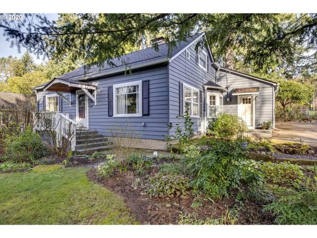 4213 SW Marigold St, Portland, OR 97219 (MLS #20384978) :: Stellar Realty Northwest