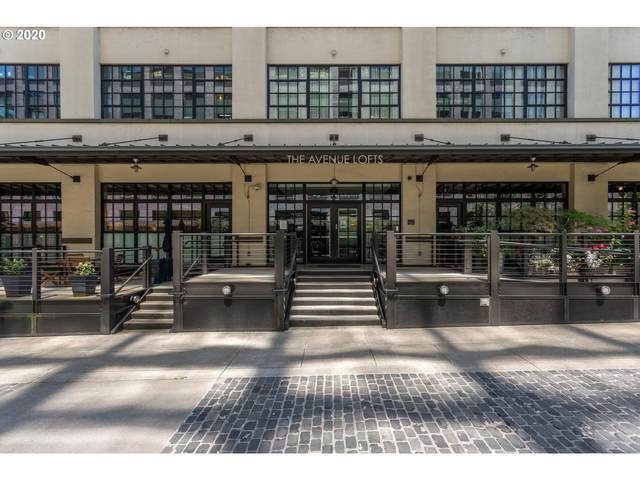 1400 NW Irving St #316, Portland, OR 97209 (MLS #20384985) :: The Galand Haas Real Estate Team