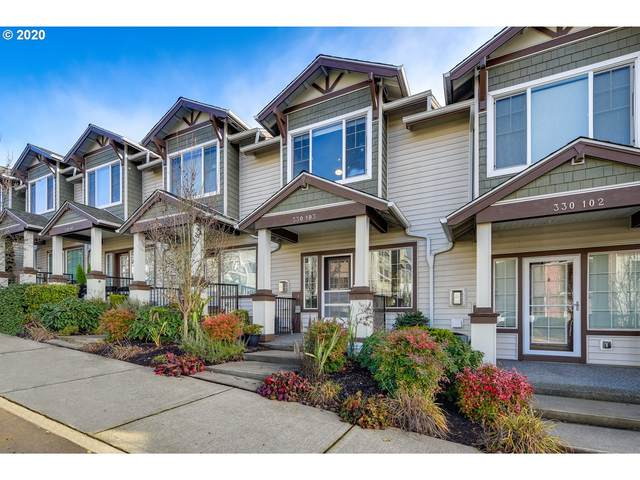 330 NW 116TH Ave #103, Portland, OR 97229 (MLS #20385172) :: Next Home Realty Connection