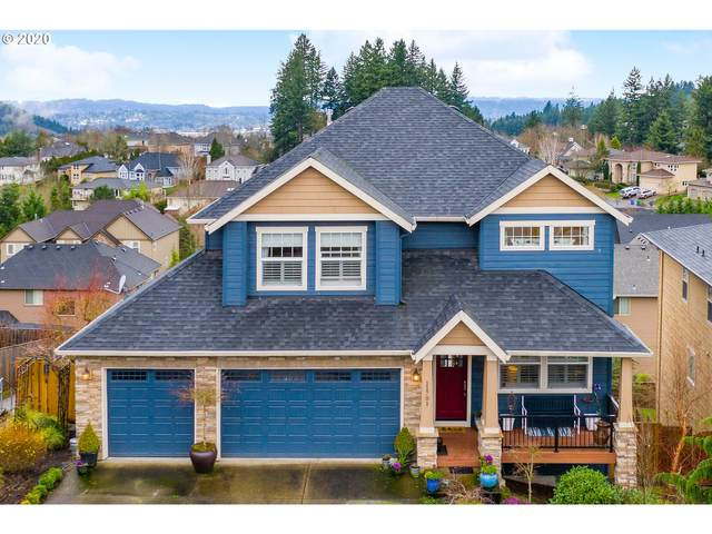 11701 SE Mountain Ridge Ave, Happy Valley, OR 97086 (MLS #20385197) :: Change Realty