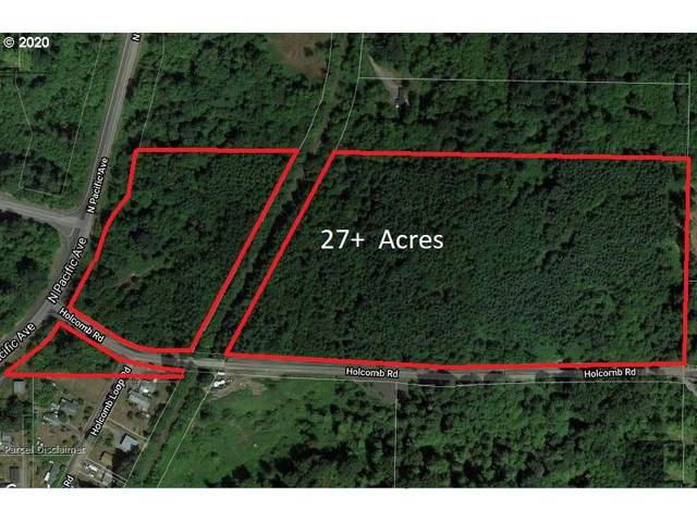 0 N Pacific An Holcomb Rd, Kelso, WA 98626 (MLS #20386004) :: Premiere Property Group LLC