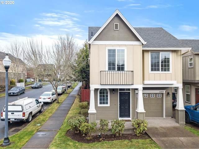 20497 SW Skiver St, Beaverton, OR 97078 (MLS #20386204) :: Matin Real Estate Group
