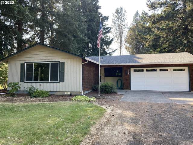 729 Gales Creek Rd, Forest Grove, OR 97116 (MLS #20386231) :: Gustavo Group