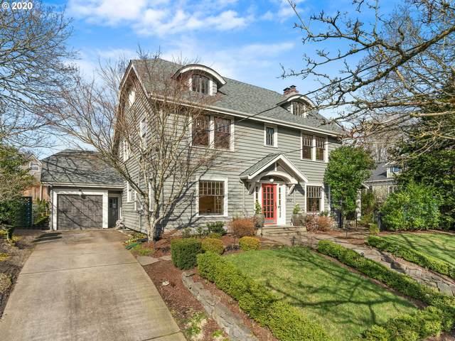 3567 E Burnside St, Portland, OR 97214 (MLS #20386473) :: Premiere Property Group LLC