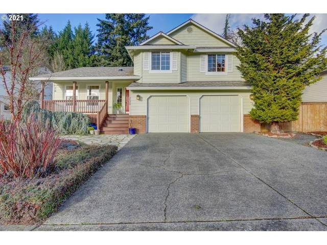 3520 NE 111TH Cir, Vancouver, WA 98686 (MLS #20386521) :: Townsend Jarvis Group Real Estate