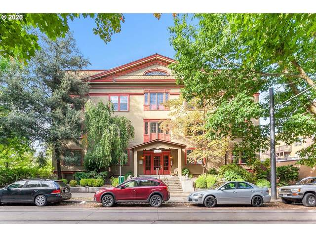 2129 NW Northrup St #1, Portland, OR 97210 (MLS #20386619) :: The Liu Group