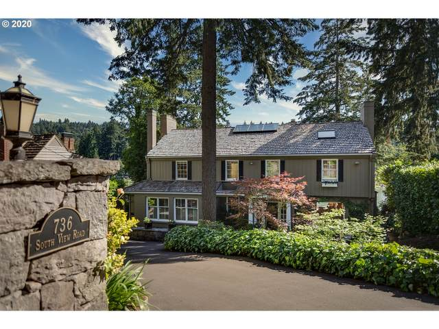 736 Southview Rd, Lake Oswego, OR 97034 (MLS #20386733) :: Premiere Property Group LLC