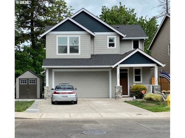 589 Depot St, Fairview, OR 97024 (MLS #20387469) :: Gustavo Group