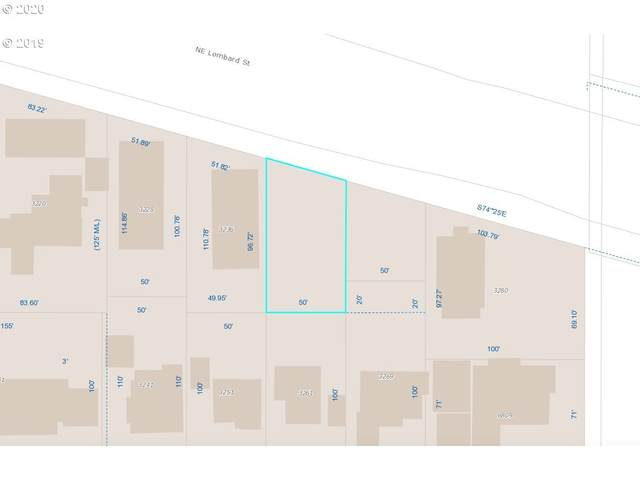 NE Lombard St, Portland, OR 97211 (MLS #20387785) :: Gustavo Group