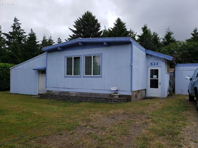 522 SE Reef Ave, Lincoln City, OR 97367 (MLS #20387826) :: Fox Real Estate Group