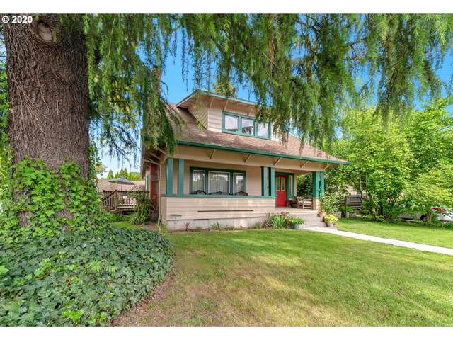 3105 SE Washington St, Milwaukie, OR 97222 (MLS #20387980) :: Next Home Realty Connection