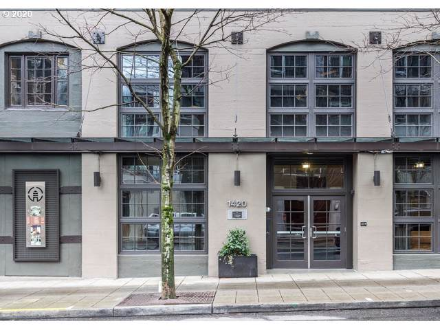 1420 NW Lovejoy St #331, Portland, OR 97209 (MLS #20388228) :: Change Realty