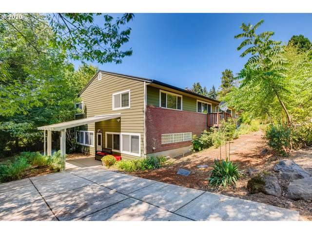 9015 SW 19TH Ave, Portland, OR 97219 (MLS #20388479) :: Gustavo Group