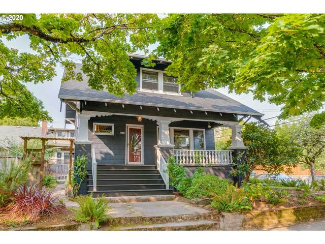 2005 SE 41ST Ave, Portland, OR 97214 (MLS #20389351) :: Next Home Realty Connection
