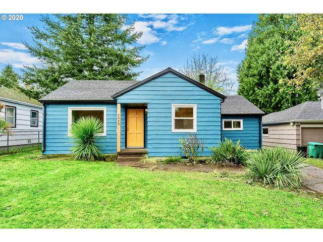 4545 NE 78th Ave, Portland, OR 97218 (MLS #20389407) :: The Liu Group