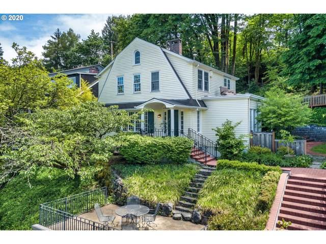 2808 SW Montgomery Dr, Portland, OR 97201 (MLS #20389470) :: Holdhusen Real Estate Group