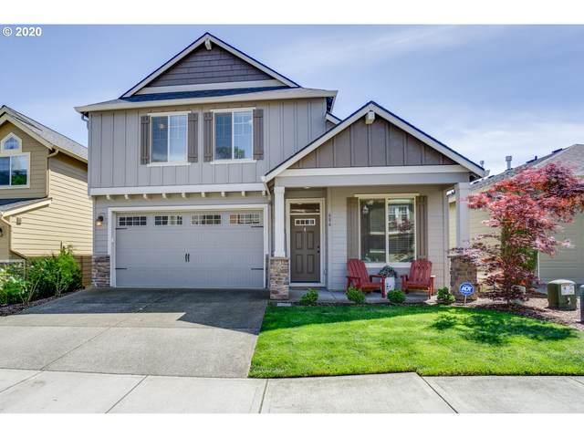 686 N V St, Washougal, WA 98671 (MLS #20389550) :: Fox Real Estate Group