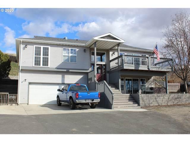 419 Washington Ave, Baker City, OR 97814 (MLS #20389917) :: McKillion Real Estate Group