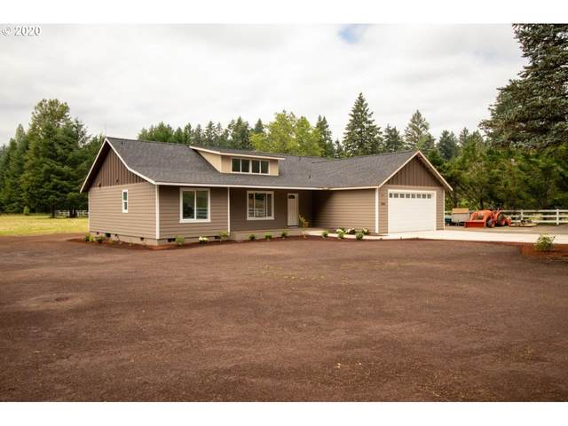 92888 Paschelke Rd, Marcola, OR 97454 (MLS #20390479) :: Townsend Jarvis Group Real Estate