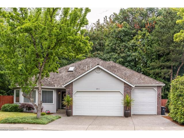 6811 SW Fernbrook Ct, Wilsonville, OR 97070 (MLS #20390810) :: McKillion Real Estate Group