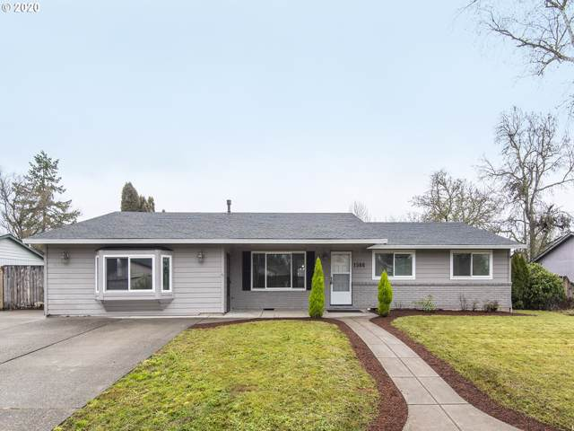 1588 NE Kennedy Ln, Hillsboro, OR 97124 (MLS #20391200) :: Matin Real Estate Group