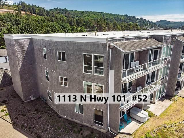 1113 N Hwy 101 #52, Depoe Bay, OR 97341 (MLS #20391284) :: Holdhusen Real Estate Group