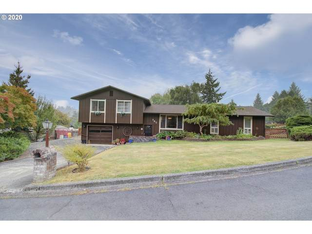 785 SW Bel Air Dr, Clatskanie, OR 97016 (MLS #20391930) :: Townsend Jarvis Group Real Estate