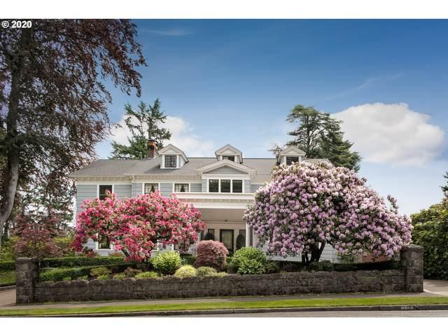 114 SW Kingston Ave, Portland, OR 97205 (MLS #20392757) :: Change Realty